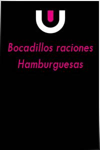 Bocadillos raciones y hamburguesas en vera de bidasoa Bera