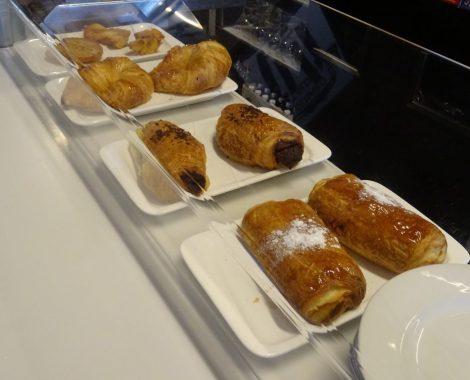 Desayunar croisants y napolitanas Xuga Vera de bidasoa 2