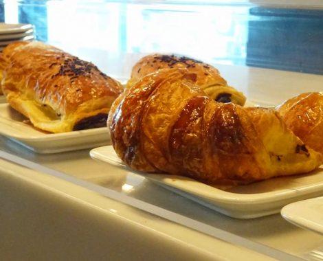 Desayunar croisants y napolitanas Xuga Vera de bidasoa 5