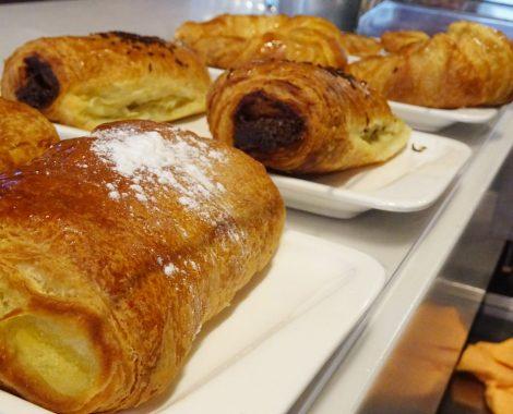 Desayunar croisants y napolitanas Xuga Vera de bidasoa 6