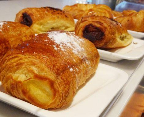 Desayunar croisants y napolitanas Xuga Vera de bidasoa 7
